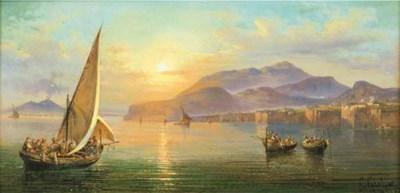 Consalvo Carelli (Italia 1818-