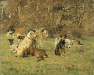 Eugenio Cecconi (Italia 1842-1