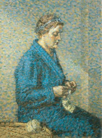 Alberto Ferrero (Italia 1883-1