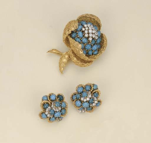 Gruppo di gioielli, di Gubelin