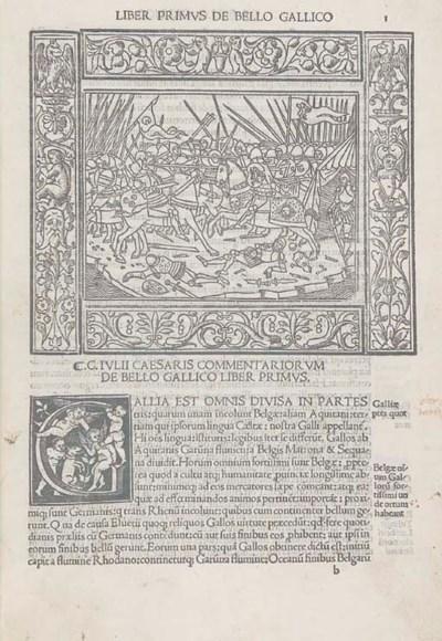 CESARE, Caio Giulio. Caij Julj