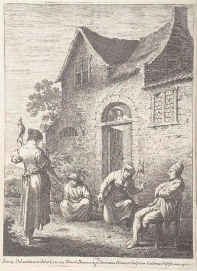 CROCE, Giulio Cesare. Bertoldo