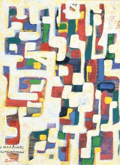 Moshe Castel (1909-1992)