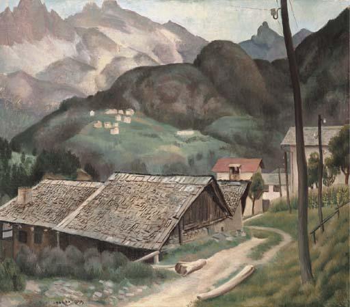 Ubaldo Oppi (1889-1942)
