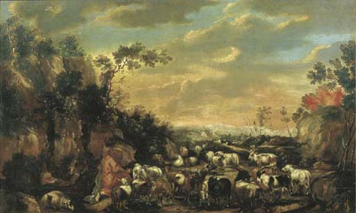Cerchia di Francesco Londonio