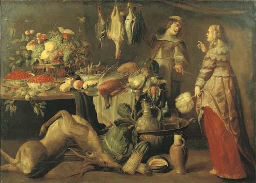 Cerchia di Frans Snyders (Anve