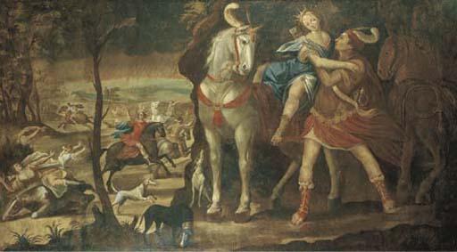 Seguace di Antonio Tempesta