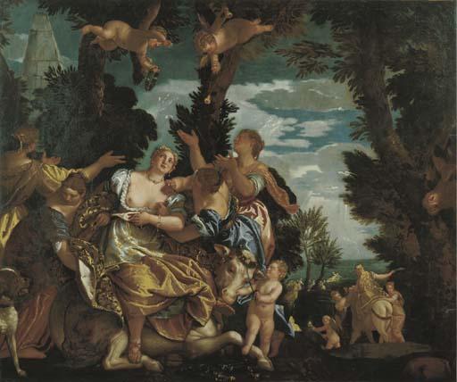 Cerchia di Carlo Caliari (Vene