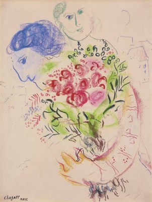 MARC CHAGALL (French, 1887-198