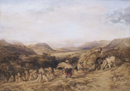 CHARLES BENTLEY (British, 1806