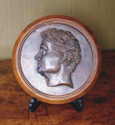 THOMAS WOOLNER (British, 1825-