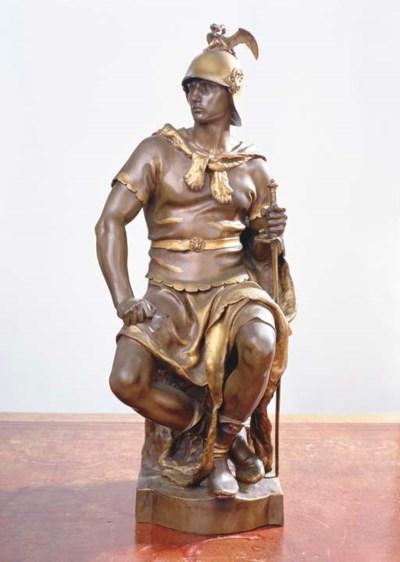 PAUL DUBOIS (French, 1829-1905
