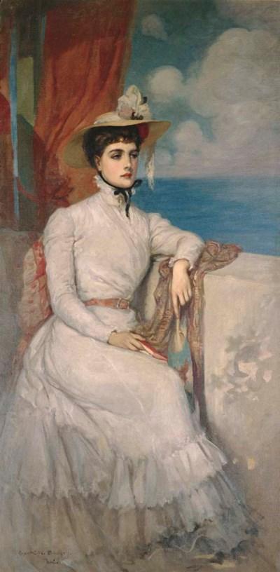 RUPERT C W BUNNY (1864-1947)