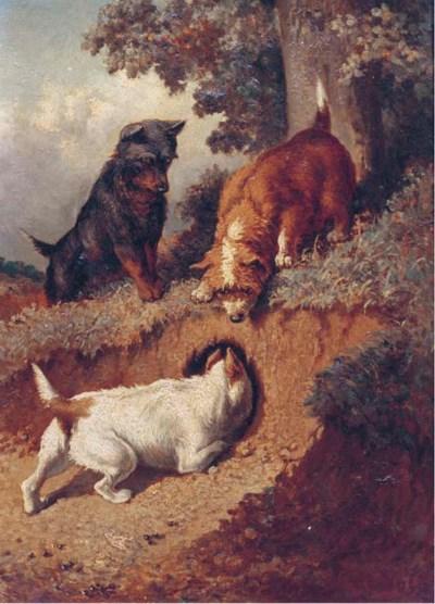 Vincent de Vos (Belgian, 1829-