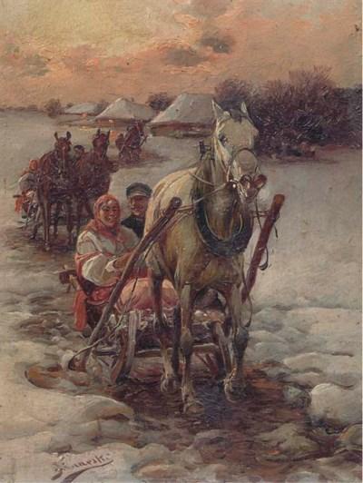 Josef Konarsky (Polish, 19th/2