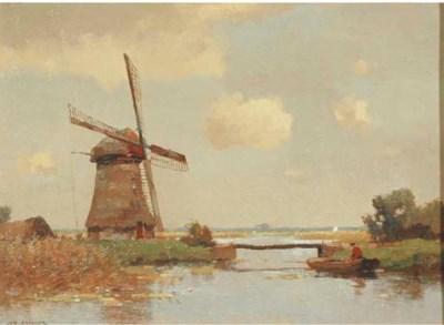 Jan Knikker Sen. (Dutch, 1889-