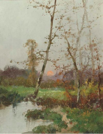 Eugéne Galien-Laloue (French,