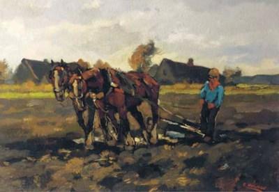 Cor Noltee (Dutch, 1903-1967)