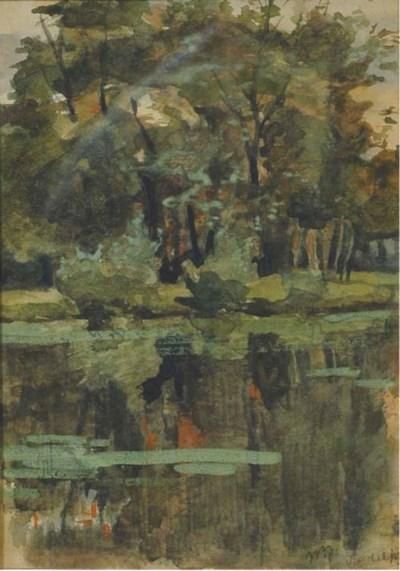 Willem Zwart (Dutch, 19th/20th