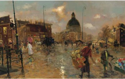 Ben Walrecht (Dutch, 1911-1980