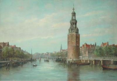 Jan van der Linde (Dutch, 1864