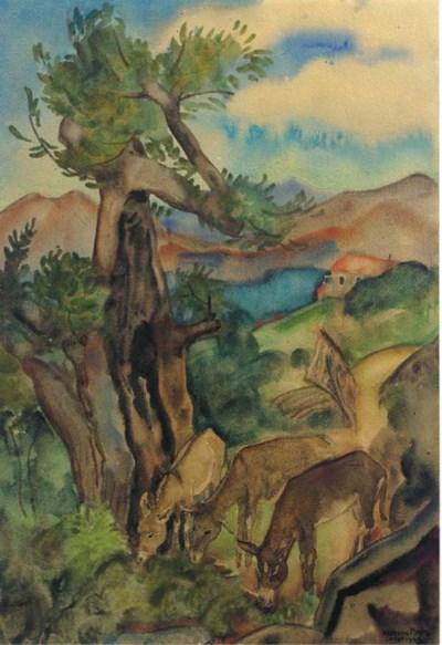 Harmen Meurs (Dutch, 1891-1964