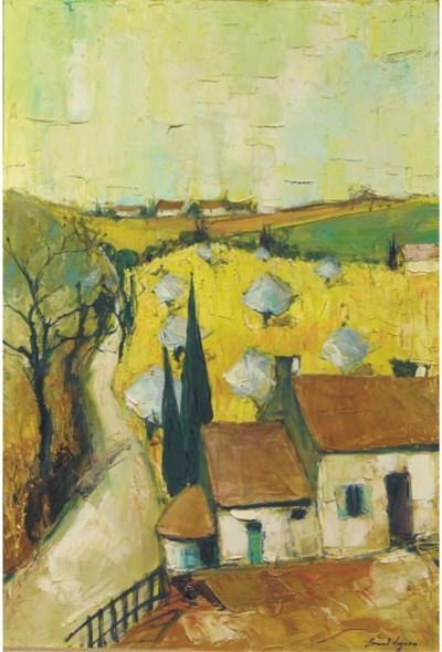 Bernard Lignon (French, b. 192
