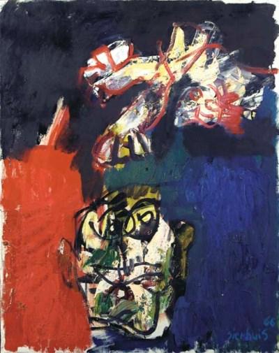 Jan Sierhuis (Dutch, b.1928)