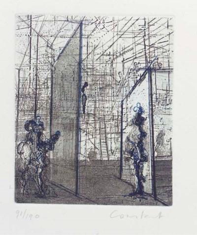 (2) Constant (Dutch, b. 1920)