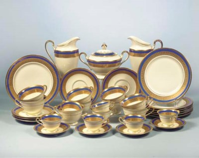 (62)A Rosenthal Germany porcel
