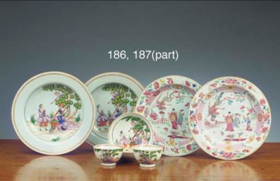 (29) An assorted lot of Chines