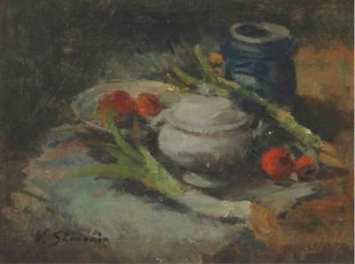 Victor Simonin (Belgian, 1877-
