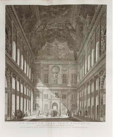 JAN WAGENAAR (1709-1773) NIEUW