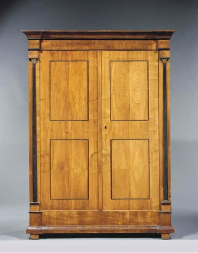 A South German cherrywood and
