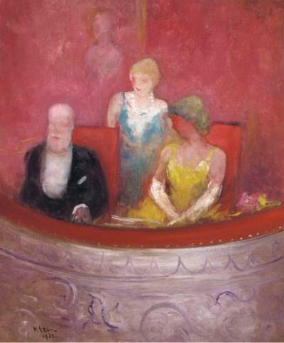 Frits Klein (Dutch, 1898-1990)