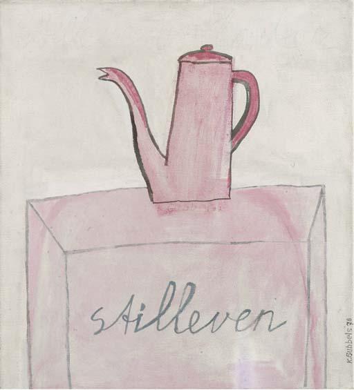 Klaas Gubbels (Dutch, b. 1934)