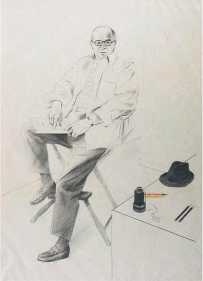 David Hockney (British, b. 193