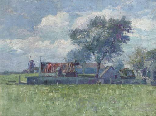 Bart van der Leck (Dutch, 1876