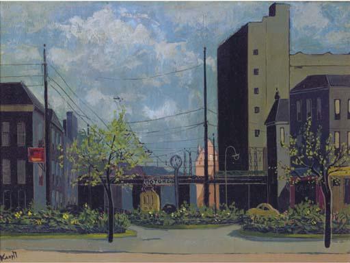 Joop Kropff (Dutch, 1892-1979)