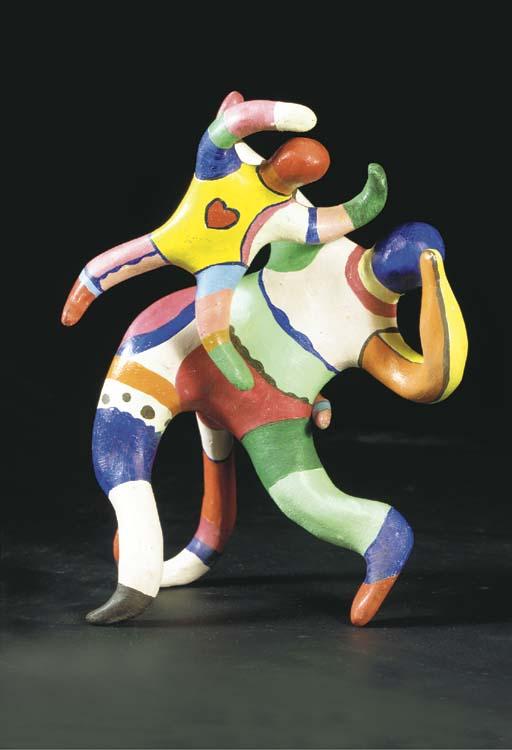 Niki de Saint Phalle (French,