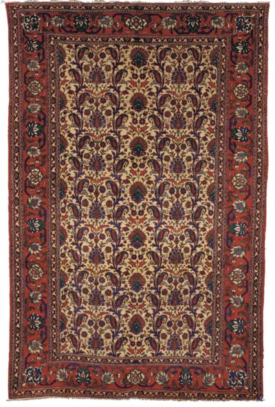 A Central Persian carpet