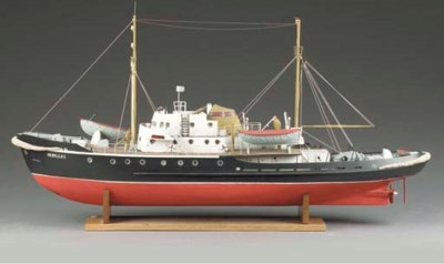 A DETAILED MODEL OF A LARGE TU