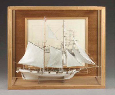A RIGGED MODEL OF THE ARMED TO