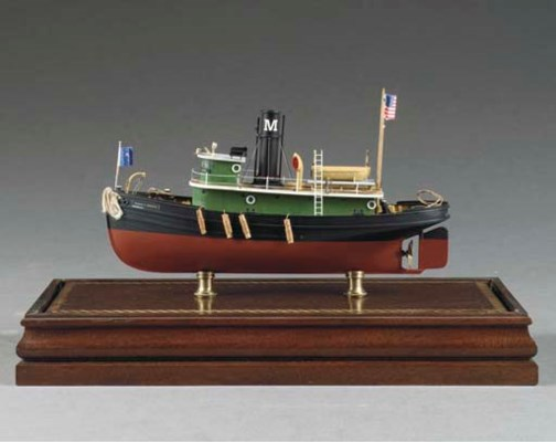 A WOODEN FULL HULL DISPLAY MOD