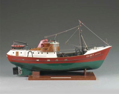 A DISPLAY MODEL OF THE FRENCH