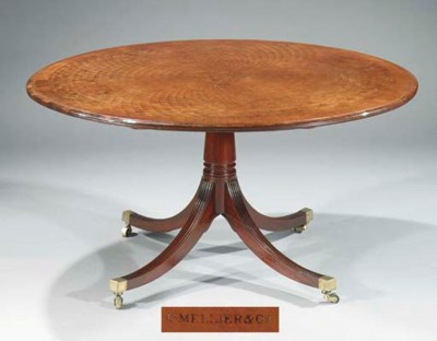 A VICTORIAN MAHOGANY AND ROSEW