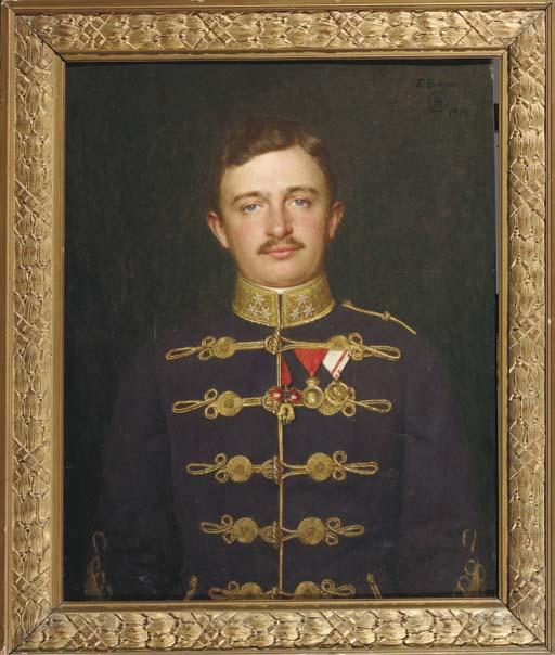 Tom von Dreger (Austrian, 1868-1949)
