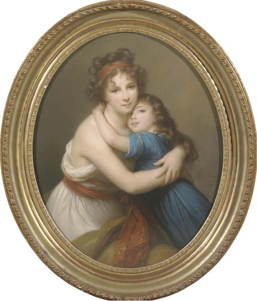 Blanche Véronique, after Marie