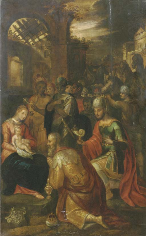 Manner of Frans Francken II