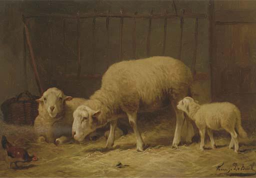 Frans de Beul (Belgian, 1849-1